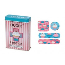 OUCH CUPCAKES BANDAGES