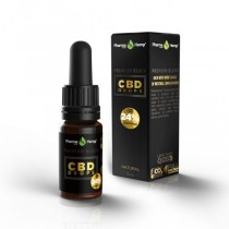 PHARMA HEMP - BLACK PREMIUM - CBD DROPS 10ml - 24%