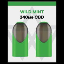 DR WATSON CBD PODS - WILD MINT