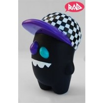 "RAD THE HYPE MONSTER - 3"" BLACK"