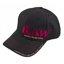 RAW - CAP (BLACK)
