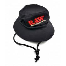 RAW - BLACK Bucket Hat (Medium)