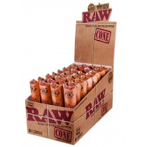 RAW - CONES (6 x 1.25 SIZE)