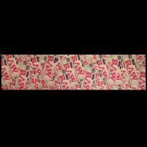 RAW - GRIP TAPE 122cm x 28cm (ORIGINAL PRINT)