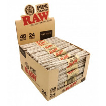 RAW - Hemp Bristle Pipe Cleaners - 24 per Bundle