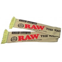 RAW - SCARF (TAN)