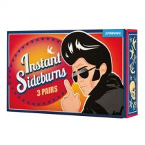 INSTANT SIDEBURNS