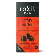 ROKIT NESPRESSO PODS - CBD COFFEE