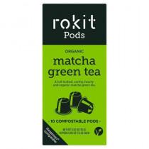ROKIT NESPRESSO PODS - CBD MATCHA GREEN TEA