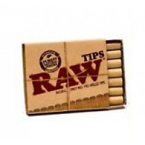 RAW - PREROLLED TIPS (BOX 21)