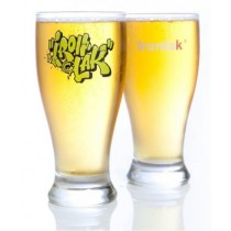 IRONLAK - PINT GLASSES (SET OF 4)