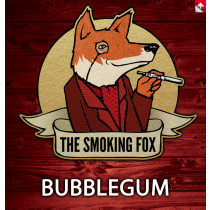 SMOKING FOX 10ml - BUBBLEGUM