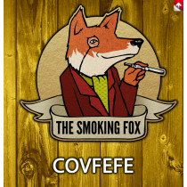 SMOKING FOX 10ml - COVFEFE