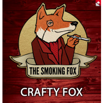 SMOKING FOX 10ml - CRAFTY FOX