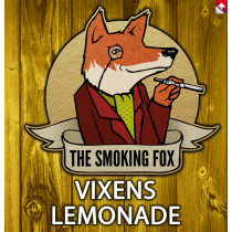 SMOKING FOX 10ml - VIXENS LEMONADE