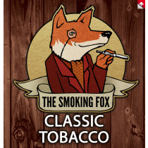 SMOKING FOX 10ml - CLASSIC TOBACCO