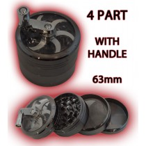 HANDLE GRINDER - 4 PART 63mm