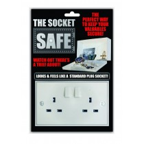 WALL SOCKET SECRET SAFE