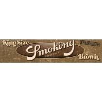 SMOKING KINGSIZE BROWN - UNBLEACHED