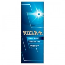 RIZLA - POLAR BLAST FILTER TIPS (PACK 60)