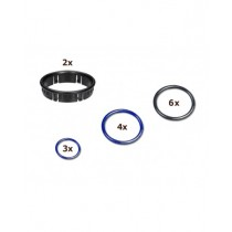 SOLID VALVE - O-RING SET (0601S)