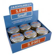 J&H Wilson S.P. No.1 Snuff 5g