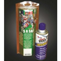 LIQUID WRENCH OIL SAFE CAN