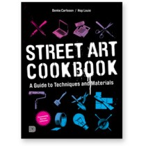 Streetart Cookbook - Softcover Book