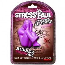 STRESS PAUL - Soft Rubber Stress Ball