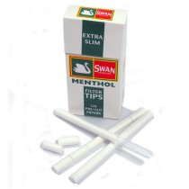 SWAN MENTHOL EXTRA SLIM FILTER TIPS