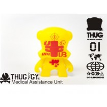THUG-GY MEDICAL ASSISTANCE 5""
