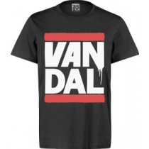 VANDAL WEAR T-SHIRT  -  VAN DMC