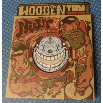 WOODEN TOY - ISSUE 7 - MUSIC EDITION